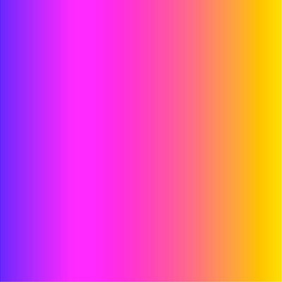 Purple, pink and yellow Ombre print craft  vinyl sheet - HTV -  Adhesive Vinyl -  fade gradient print vinyl  HTV3106