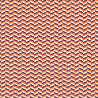 Orange, maroon and white craft  vinyl - HTV -  Adhesive Vinyl -  chevron herringbone zig zag pattern HTV3205