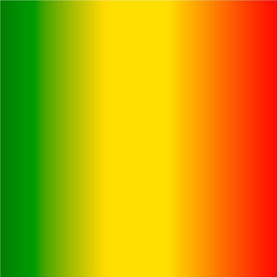 Green, yellow and red Ombre print craft  vinyl sheet - HTV -  Adhesive Vinyl -  fade gradient print vinyl  HTV3119