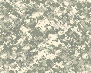 Desert camo craft  sheet - HTV -  Adhesive Vinyl -  pattern 12x15 HTV1054 - Breeze Crafts