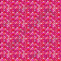 Red and pink mermaid scales print craft vinyl sheet - HTV -  Adhesive Vinyl -  HTV3153