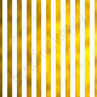 Gold foil and white craft large stripe pattern sheet - HTV -  Adhesive Vinyl -  HTV4801 - Breeze Crafts