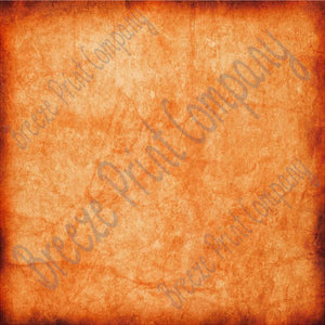 Orange distressed pattern craft vinyl - HTV -  Adhesive Vinyl -  antiqued vintage grunge HTV4709