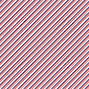 Diagonal Stripe pattern USA Patriotic Red, navy and white stripe craft vinyl sheet - HTV -  Adhesive Vinyl - HTV3024 - Breeze Crafts