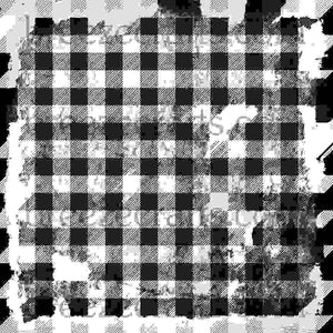 Distressed Buffalo Plaid Patterned Vinyl, black and white pattern vinyl sheet heat transfer or Adhesive Vinyl -  lumberjack plaid HTV1872 - Breeze Crafts