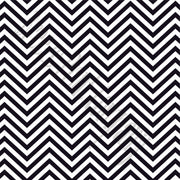 Black chevron craft  vinyl - HTV -  Adhesive Vinyl -  black and white zig zag pattern   HTV53 - Breeze Crafts