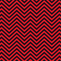 Red and black chevron craft  vinyl- HTV -  Adhesive Vinyl -  zig zag pattern   HTV85