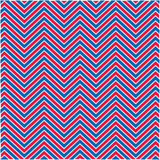 Red, white and blue chevron craft  vinyl - HTV -  Adhesive Vinyl -  usa patriotic 4th of July Memorial day  zig zag pattern  HTV88