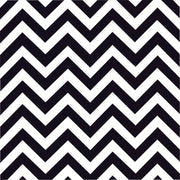 Black chevron craft  vinyl - HTV -  Adhesive Vinyl -  black and white large zig zag pattern   HTV111 - Breeze Crafts