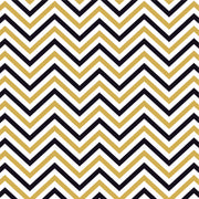 Black, white and gold chevron craft  vinyl - HTV -  Adhesive Vinyl -  chevron pattern vinyl HTV1119 - Breeze Crafts