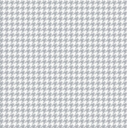 Gray houndstooth craft  vinyl sheet - HTV -  Adhesive Vinyl -  grey and white pattern vinyl  HTV410 - Breeze Crafts