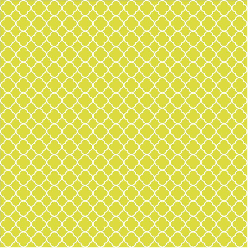 Lime quatrefoil craft  vinyl - HTV -  Adhesive Vinyl -  lime green and white pattern vinyl HTV560