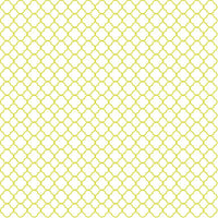 Lime quatrefoil craft  vinyl - HTV -  Adhesive Vinyl -  white with lime green clover quatrefoil pattern vinyl HTV551