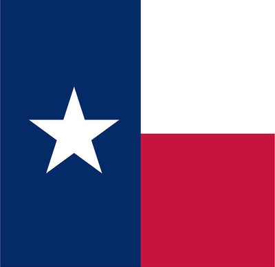 Texas flag print craft  vinyl sheet - HTV -  Adhesive Vinyl -    HTV143
