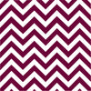 Maroon and white chevron craft  vinyl - HTV -  Adhesive Vinyl -  large zig zag pattern HTV152
