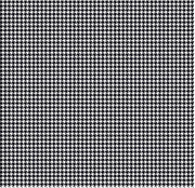 Black MINI houndstooth craft  vinyl sheet - HTV -  Adhesive Vinyl -  black and white pattern vinyl  htv450 - Breeze Crafts