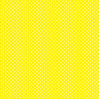 Yellow with white mini stars craft  vinyl sheet - HTV -  Adhesive Vinyl -  star pattern HTV2400