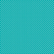 Teal with white mini stars craft  vinyl sheet - HTV -  Adhesive Vinyl -  star pattern HTV2402