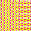 Lime, hot pink and yellow quatrefoil craft  vinyl - HTV -  Adhesive Vinyl -  quatrefoil pattern HTV1445