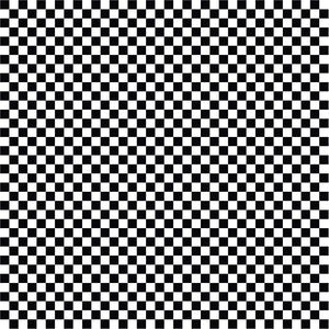 Black and white checkerboard craft  vinyl pattern sheet - HTV -  Adhesive Vinyl -  htv2401 - Breeze Crafts