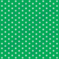 Green snowflake craft  vinyl sheet - HTV -  Adhesive Vinyl -  winter pattern HTV1351