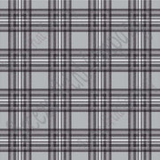 Grey and black tartan plaid craft  vinyl sheet - HTV -  Adhesive Vinyl -  HTV1803