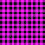Hot pink and black buffalo plaid craft  vinyl sheet - HTV -  Adhesive Vinyl -  lumberjack plaid HTV1803