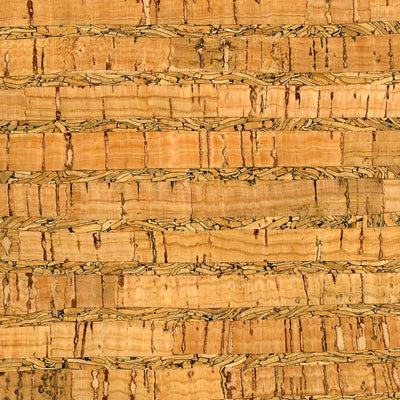 Natural Cork Fabric 15x18 inch