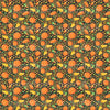 Pumpkin Patterned Vinyl, Autumn pattern craft vinyl sheet - HTV or Adhesive Vinyl - pumpkin, squash, gourd, folk, fall, Thanksgiving HTV8291