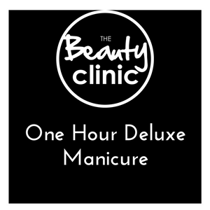 One Hour Deluxe Manicure