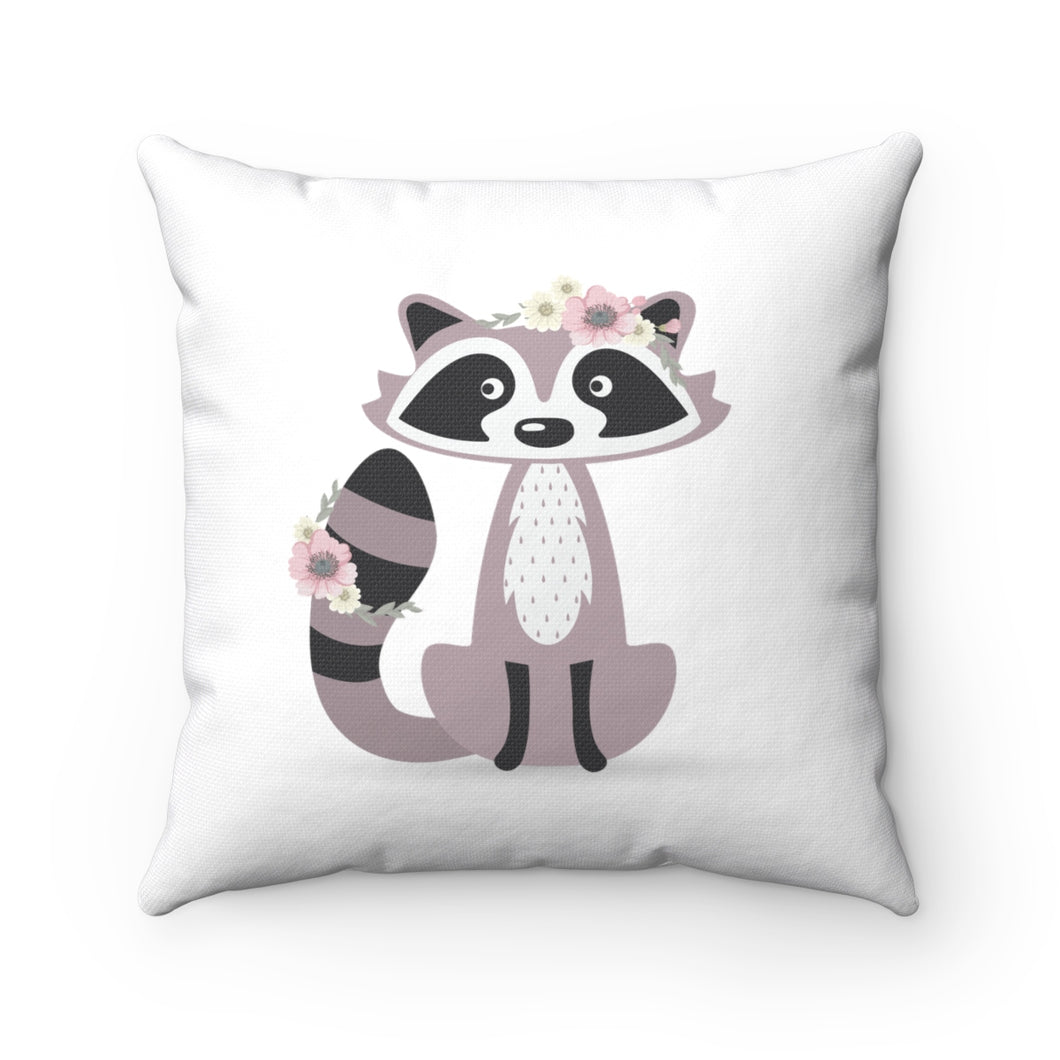 Racoon Pillow Case - The Harmony Box