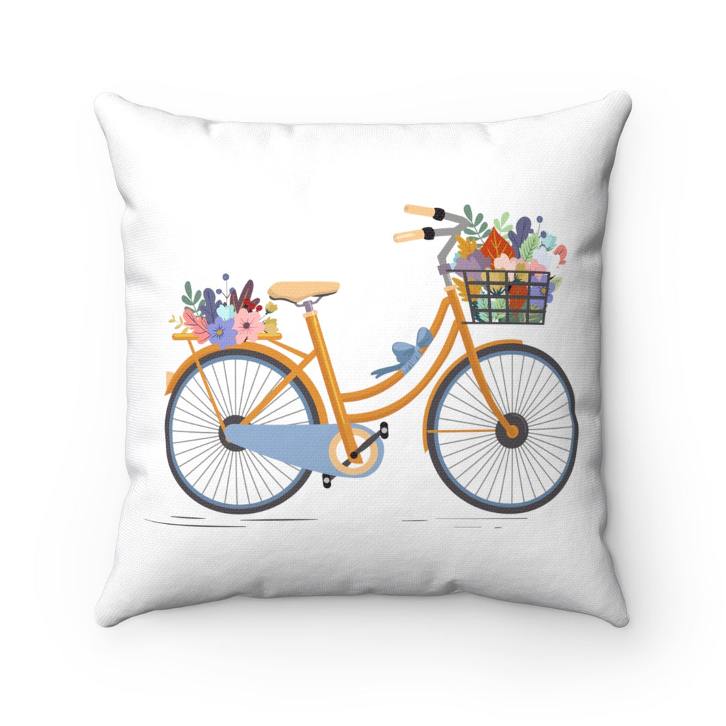 Bicycle Pillow Case - The Harmony Box