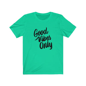 Good Vibes Only Shirt - The Harmony Box