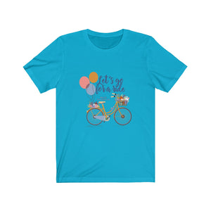 Let's go for a ride T-Shirt - The Harmony Box