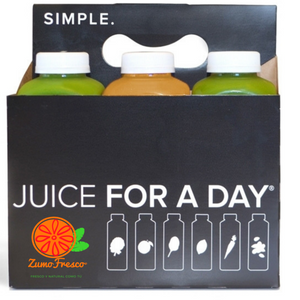 One Day Zumo Detox - The Harmony Box