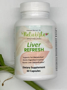 Liver Refresh by La Naturista Apothecary