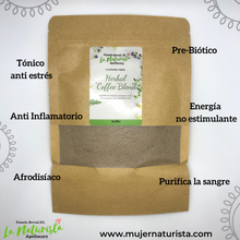 Herbal Coffee Blend by La Naturista Apothecary