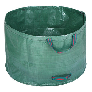 63 Gallons Garden Bag Reusable Gardening Bag Garden Leaf Waste Bag Waste Sack Yard Waste Bag - The Harmony Box