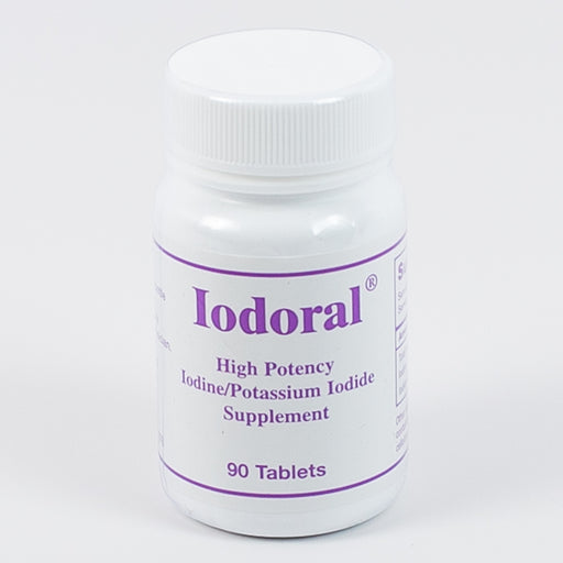 Iodoral : 90 Tablets (12.5mg)