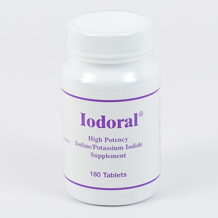Iodoral : 180 Tablets (12.5mg)
