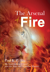 The Arsenal of Fire - eBook Front Cover