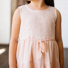Baby Girl Clothes: lace dress with tie