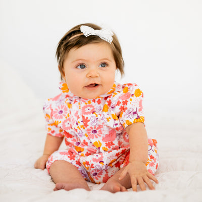 Baby Girl Clothes: magnetic baby sitting up