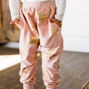 Baby Girl Clothes: hands in pocket of joggers