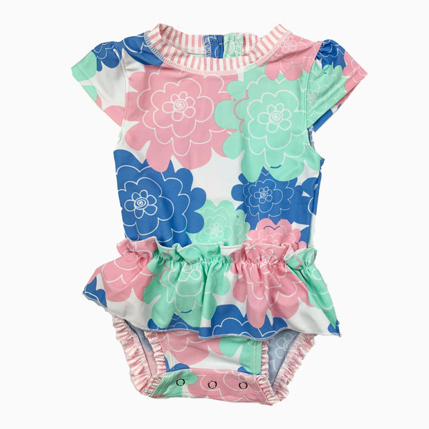ruffle skirt on girls swim: Baby Girl Clothes