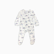 Baby Girl Clothes: back ruffle of animal