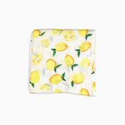 Baby Girl Clothes: lemon muslin blanket