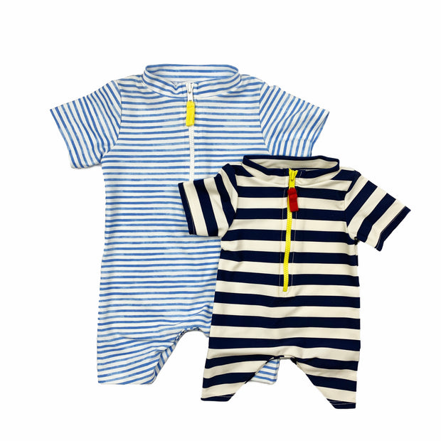 two boy swim suits: Baby Girl Clothes