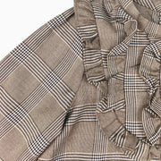 Baby Girl Clothes: close up on ruffles on dress