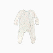 Baby Girl Clothes: pink sheep pajamas